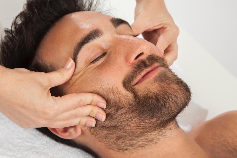 Man-Facial-Massage