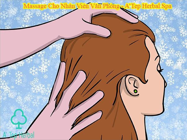 Massage Tại Văn Phòng